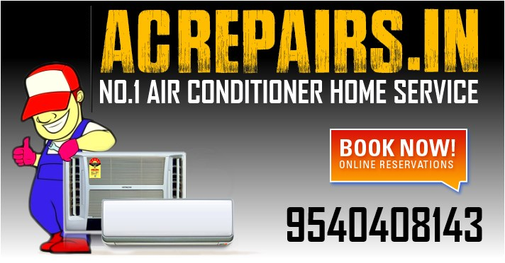 Get AC Repair, AC Service and AC Installation in Delhi NCR